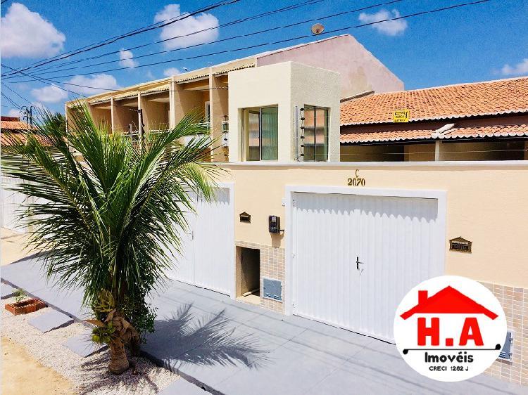 Excelente Casas planas com fino acabamento e localização