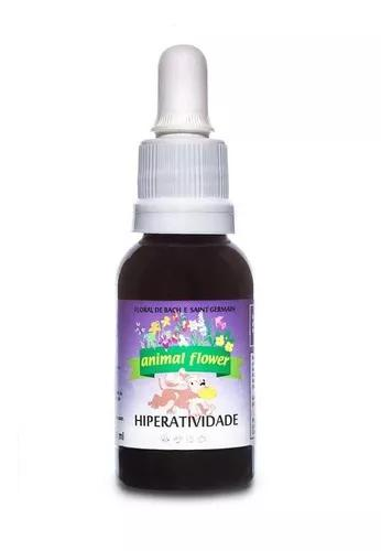 Floral gotas hiperatividade animal flower 100ml