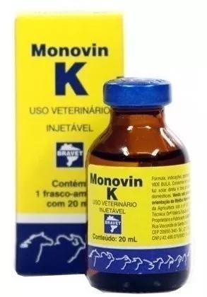 Monovin k 20ml - injetavel