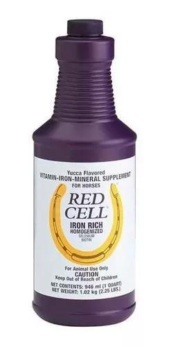 Red cell 946 ml - farnam