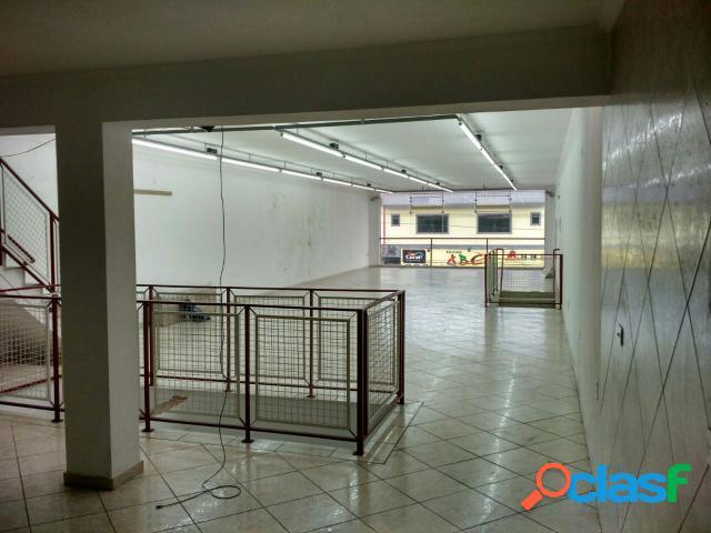 Salão comercial - aluguel - santo andre - sp - vila linda)