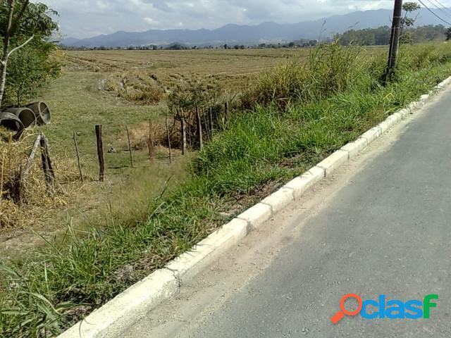 Terreno - venda - tremembe - sp - rodovia pedro celete