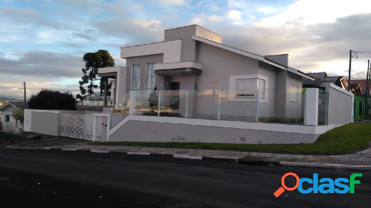 Casa alto padrão - venda - lages - sc - frei rogerio