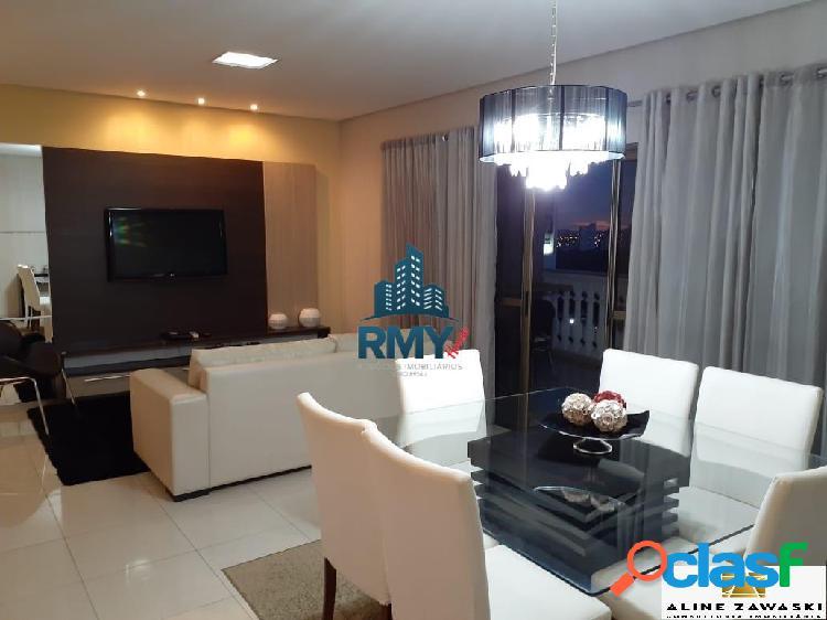 Vendo apartamento no edifício maison isabela, completo de móveis planejado.