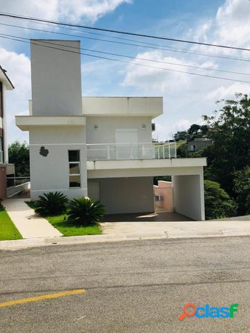 Casa em condomínio de auto padrão new ville 287 m² santana de parnaíba