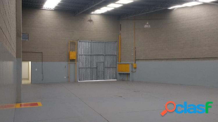 Galpão para locação de 650 m² industrial chácara marcos barueri