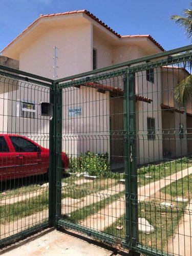 Antares-vendo casa duplex 3 quartos suite mini condominio