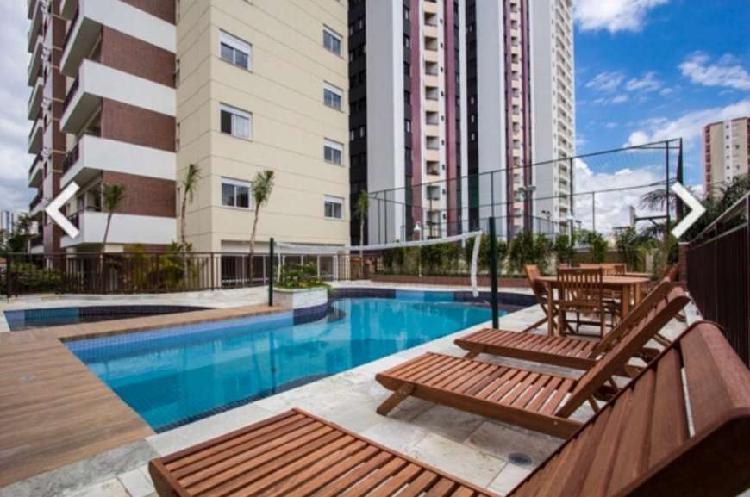 Apartamento pronto pra morar com terraço gourmet e 2 vagas,