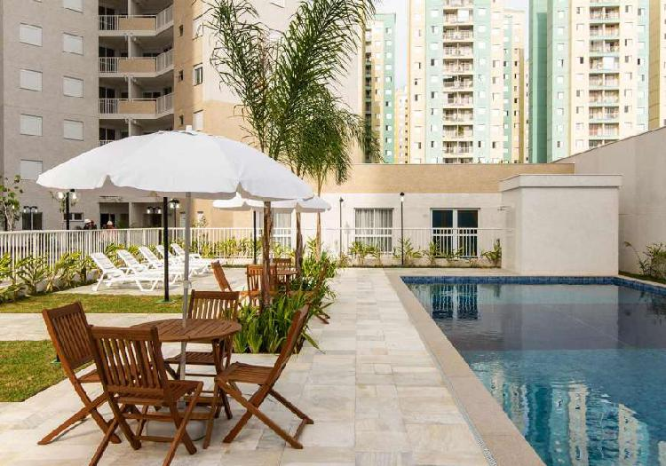 Apartamento 2 dormitórios no Belém Pronto para Morar -