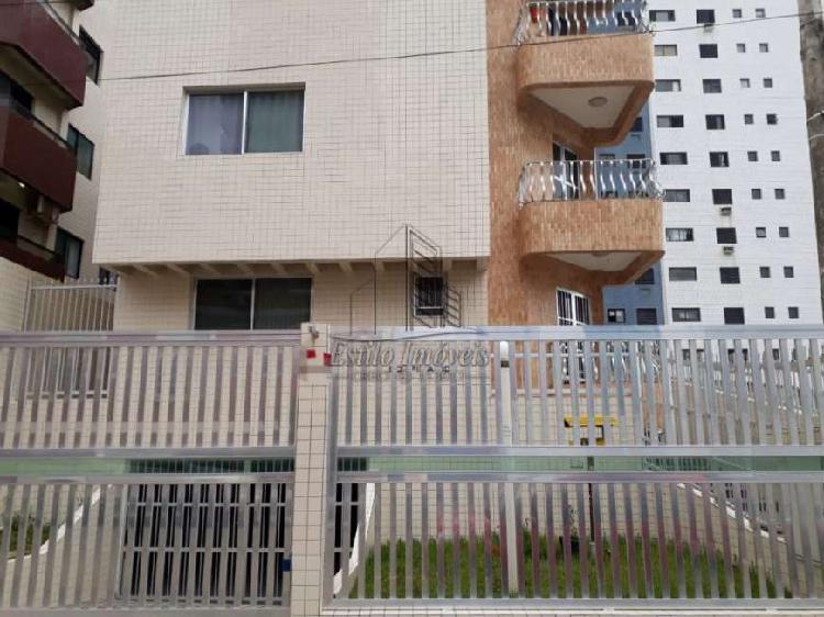 Apartamento a venda no bairro vila tupi - praia grande, sp