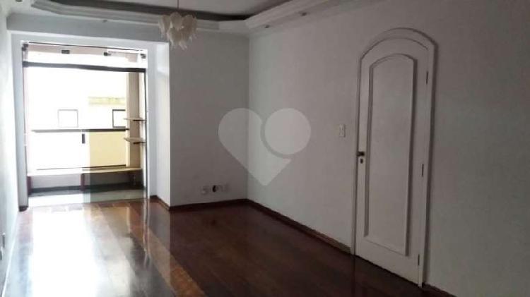 Apartamento com 114 m² de área útil e 02 vagas