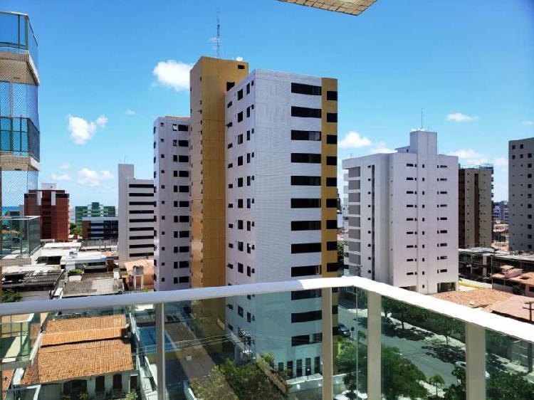 Apartamento no Cabo Branco com 126 metros Novo!!!!