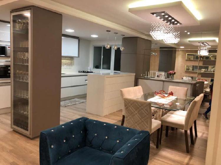 Apartamento no estreito com 99 m² - 3 quartos c/ suíte