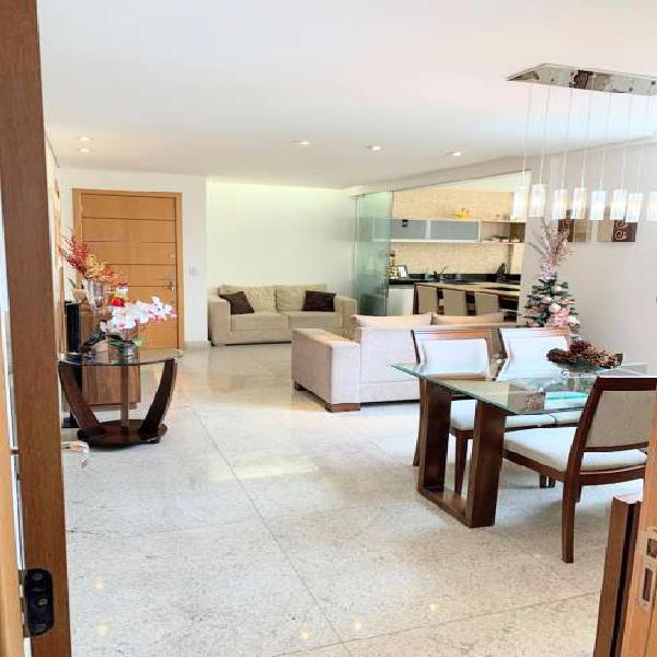 Apartamento para venda possui 110 metros quadrados com 3