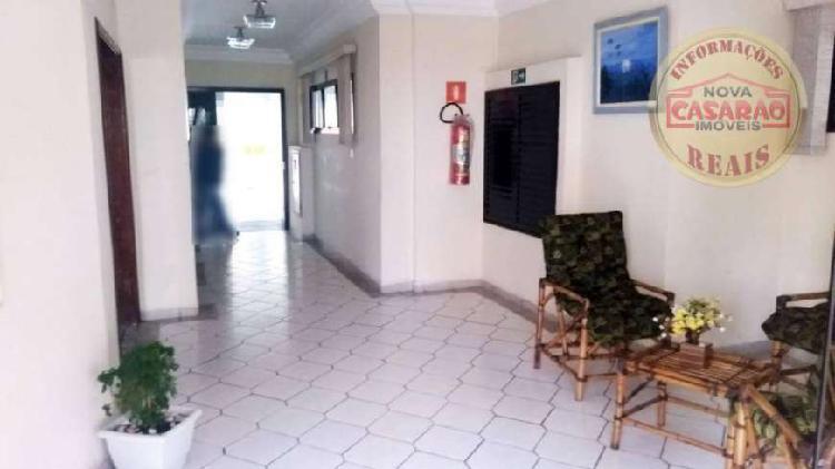Apartamento um dormitorio em ocian - praia grande - sp