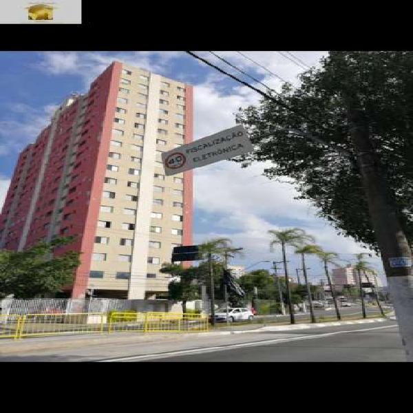 Apto 60 m², 2 dormitórios, amplo lazer a venda bairro