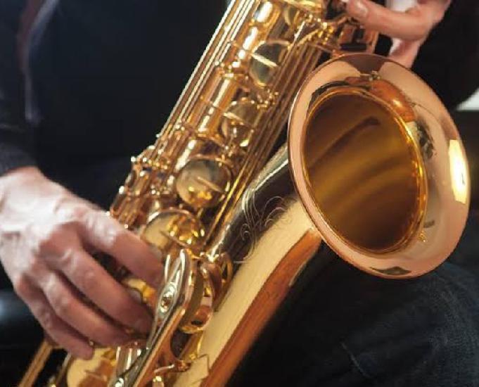 Aulas de saxofone na zone leste de sp