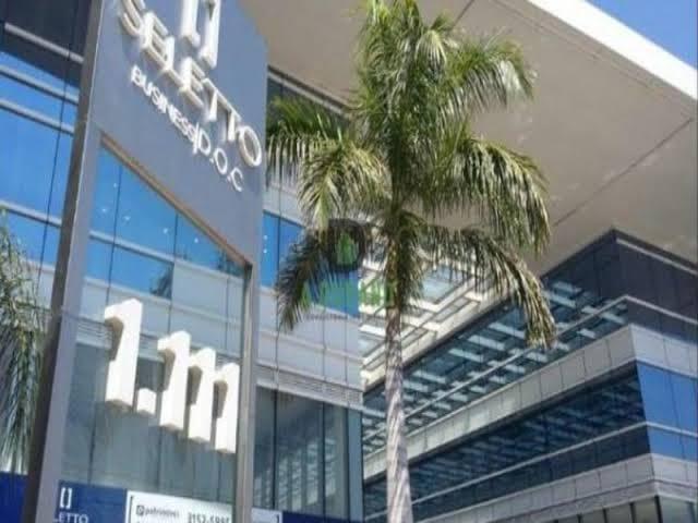 Barra seletto business, salas comerciais de 23m² até