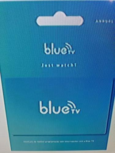 Blue tv codigo mensal e anual