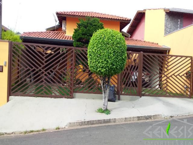 Casa residencial em jaguariúna - sp, jardim alice