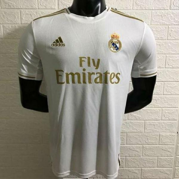 Camisa real madrid 19/2020 - nova
