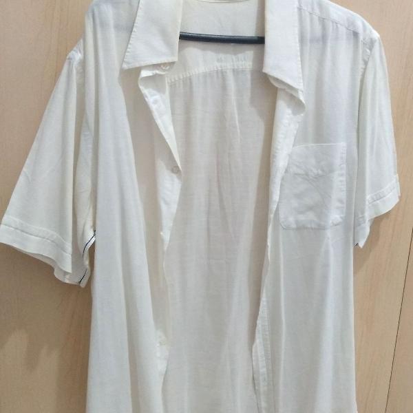 Camisa verão manga curta