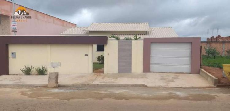 Casa padrão para venda em pousada del rey igarapé-mg - 246