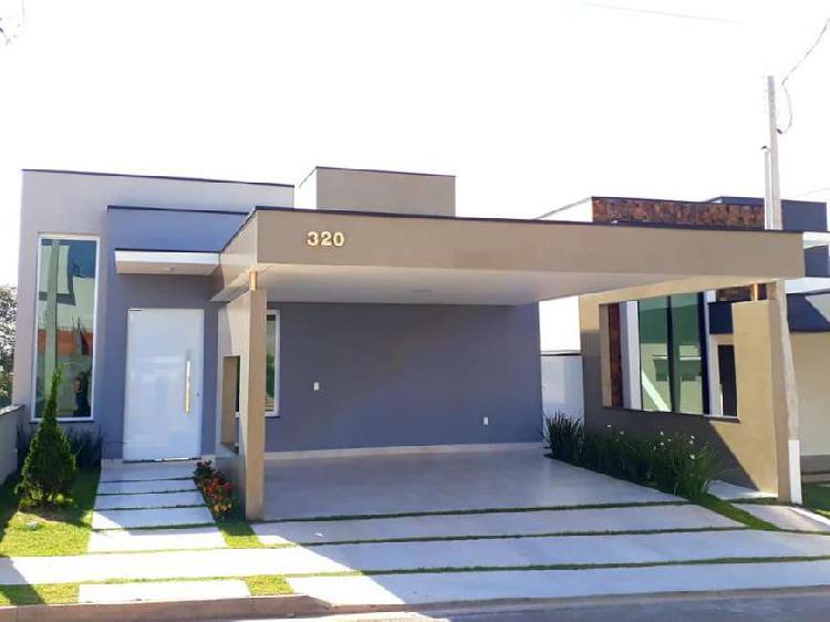 Casa em condomínio fechado em jundiaí