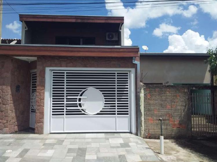 Casa para venda com 3 quartos em Morada do Sol - Americana -