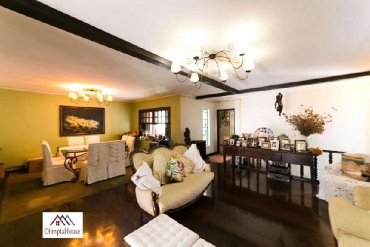 Casa para venda e locação com 500m² - Campo Belo, São