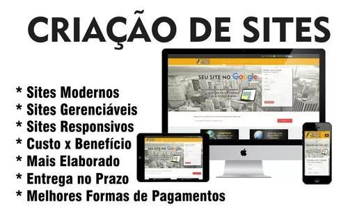 Criação de sites para