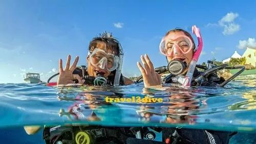 Curso básico de mergulho - padi open water diver