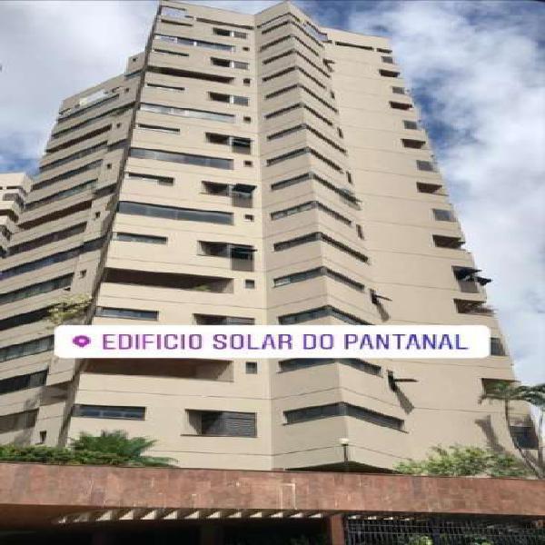 Edifício solar do pantanal - 1 apto por andar
