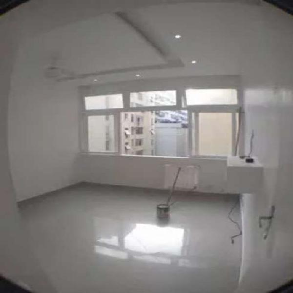 Excelente apartamento sala quarto 40 metros quadrados,