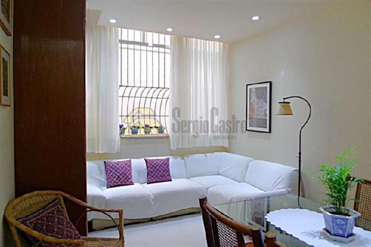 Leblon | Apartamento 2 quartos