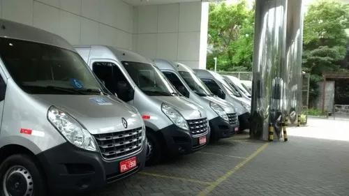 Locação vans executivas s/ motorista p/ pessoa juridica