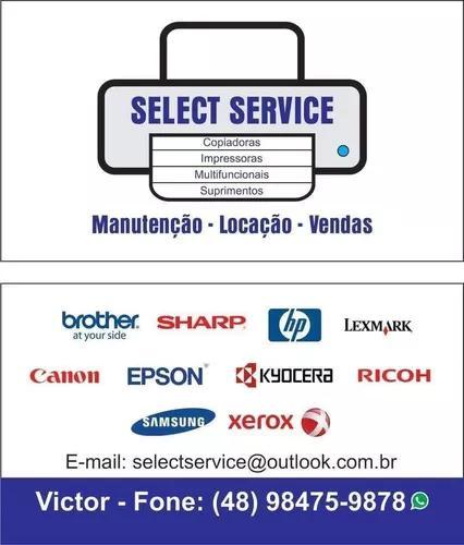 Locação/manutenção/vendas