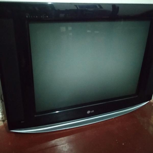 Tv lg ultra slim - com defeito