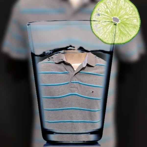 Camisa gola polo tommy hilfiger original importada tamanho m