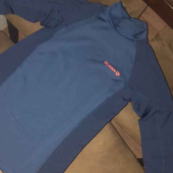 Camisa térmica