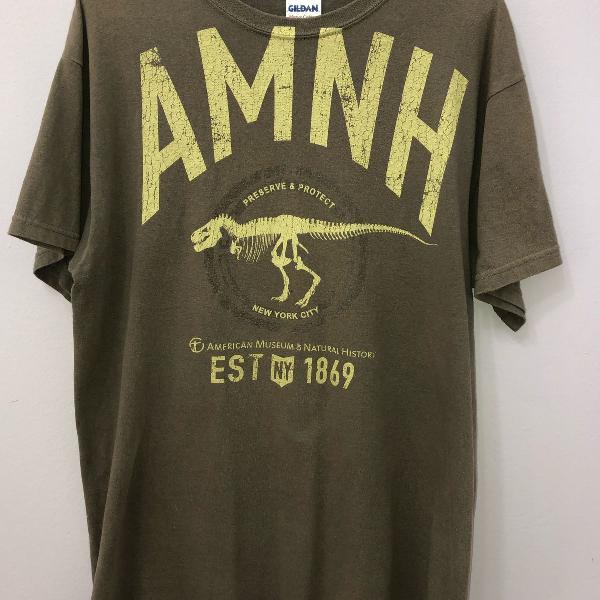 Camiseta dinossauro new york city