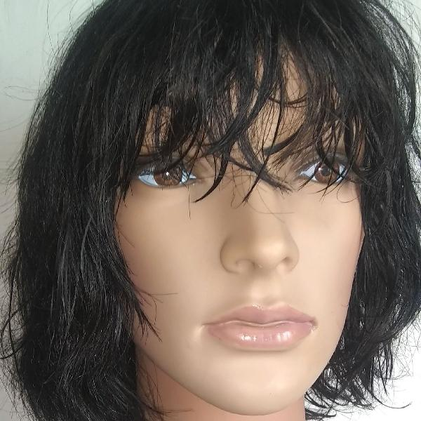 peruca wig humana