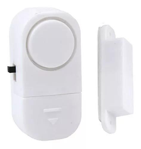 05 alarmes contra invasão residencial sonoro porta janela.
