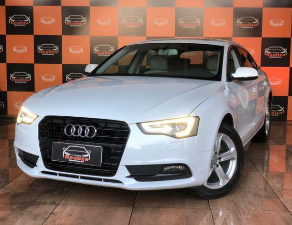 Audi a5 sportback 2.0 16v tfsi 180cv multi. gasolina