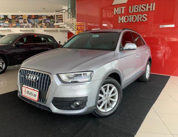 Audi q3 2.0 tfsi quat. 170/180cv s-tronic 5p gasolina