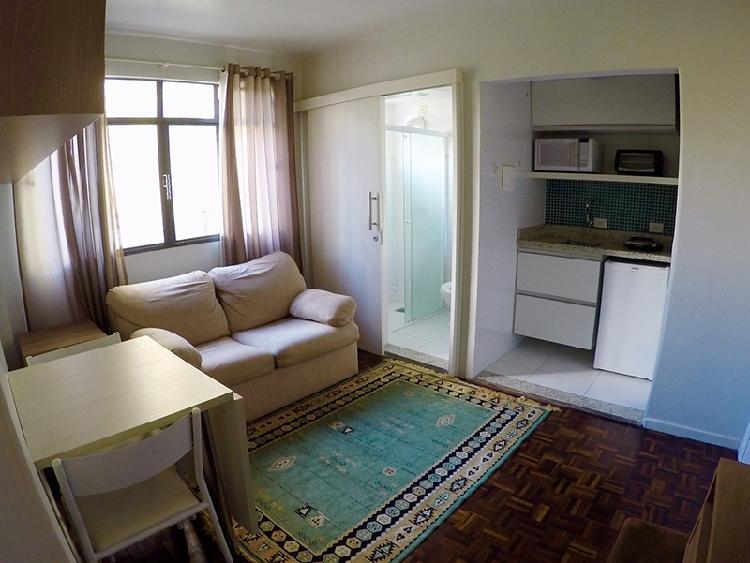 Aluguel - apto. 1 quarto - mobiliado - r$900,00 - cetro/alto