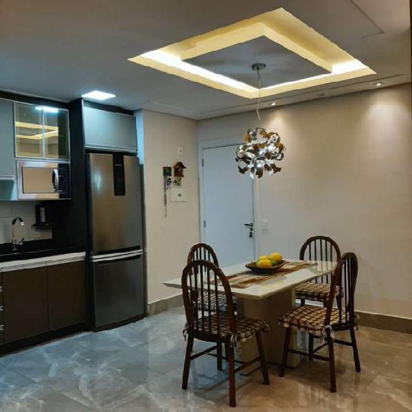Apartamento centro sbc!! lazer completo!!