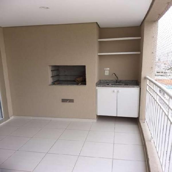 Apartamento varanda gourmet no melhor da vila carrão!!!