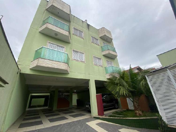 Apartamento com planejados, 52m², 2 quartos (1 suíte),