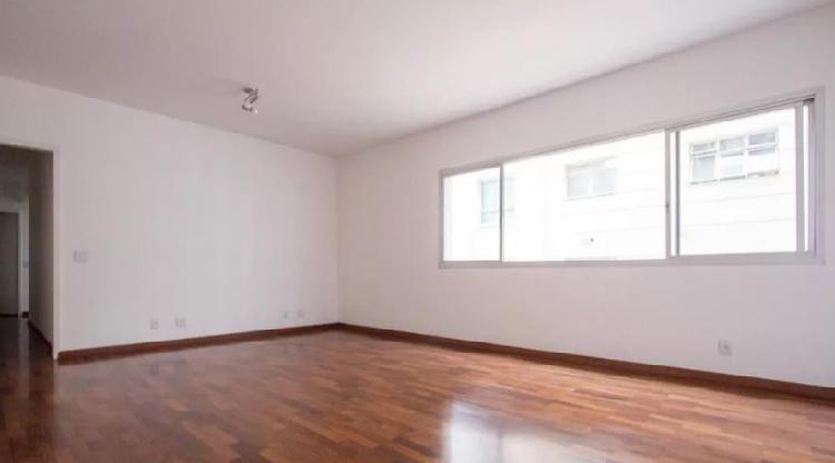Apartamento de 3 quartos para aluguel no jardim paulista